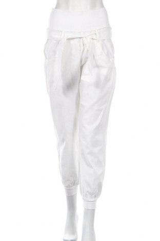 Дамски панталон Buffalo, Размер M, Цвят Бял, Цена 41,99лв.