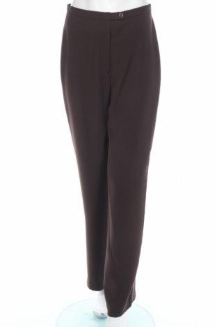 Дамски панталон Cambio, Размер M, Цвят Кафяв, 100% полиестер, Цена 15,08лв.