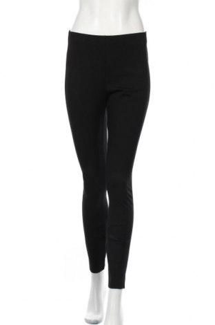 Pantaloni de femei Mango, Mărime M, Culoare Negru, 94% bumbac, 6% elastan, Preț 116,45 Lei