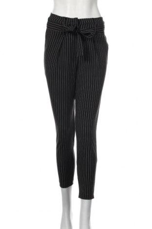 Γυναικείο παντελόνι Only, Μέγεθος XS, Χρώμα Μαύρο, 62% πολυεστέρας, 33% βισκόζη, 5% ελαστάνη, Τιμή 26,10€