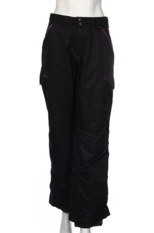 Дамски панталон за зимни спортове Arctic Star, Размер L, Цвят Черен, Полиестер, Цена 15,49лв.