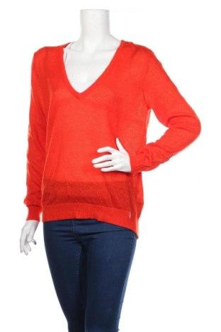 Γυναικείο πουλόβερ Mohito, Μέγεθος XL, Χρώμα Κόκκινο, 62%ακρυλικό, 30% πολυαμίδη, 5% μαλλί, 3% μοχαίρ, Τιμή 10,10€