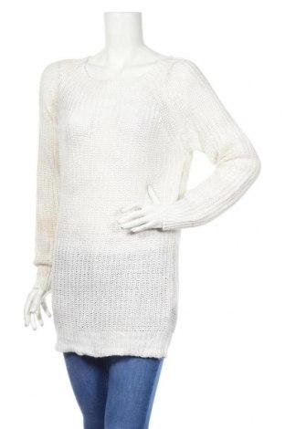 Дамски пуловер Units, Размер S, Цвят Бял, Акрил, Цена 6,30лв.