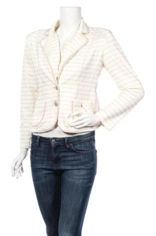 Дамско сако Apanage, Размер M, Цвят Екрю, 95% памук, 5% еластан, Цена 12,08лв.