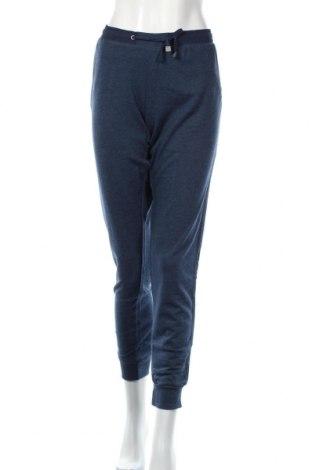 Dámske tepláky Chillin, Veľkosť L, Farba Modrá, 58% bavlna, 42% polyester, Cena  20,10€