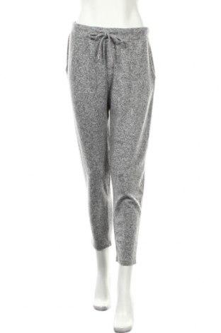 Γυναικείο αθλητικό παντελόνι Mango, Μέγεθος L, Χρώμα Γκρί, 96% πολυεστέρας, 4% ελαστάνη, Τιμή 19,30€