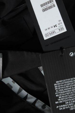 Дамско яке Alexander Wang For H&M, Размер XS, Цвят Черен, Полиестер, Цена 86,70лв.