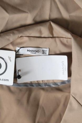 Дамско яке Mango, Размер M, Цвят Бежов, Полиестер, Цена 27,60лв.