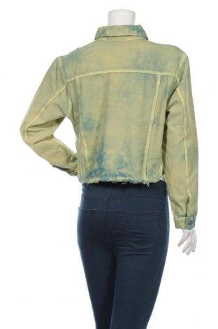 Дамско яке Nasty Gal, Размер M, Цвят Син, 98% памук, 2% еластан, Цена 27,20лв.