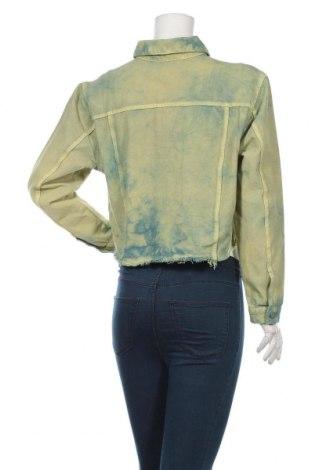 Дамско яке Nasty Gal, Размер L, Цвят Син, 98% памук, 2% еластан, Цена 27,20лв.
