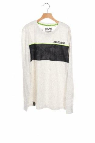 Детска блуза Here+There, Размер 15-18y/ 170-176 см, Цвят Сив, 99% памук, 1% еластан, Цена 4,20лв.