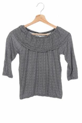 Детска блуза KappAhl, Размер 8-9y/ 134-140 см, Цвят Черен, Вискоза, Цена 3,02лв.