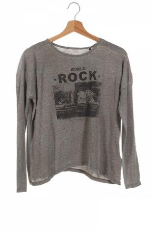 Детска блуза Pepe Jeans, Размер 13-14y/ 164-168 см, Цвят Зелен, 50% памук, 50% полиестер, Цена 44,25лв.