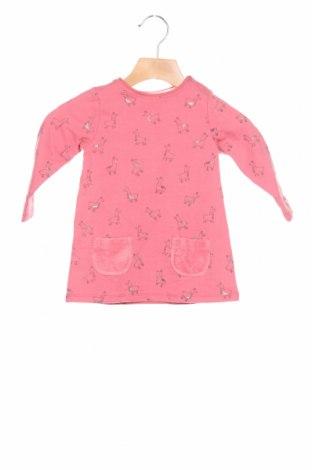 Dětská tunika  S.Oliver, Rozměr 6-9m/ 68-74 cm, Barva Růžová, 95% bavlna, 5% elastan, Cena  345,00Kč