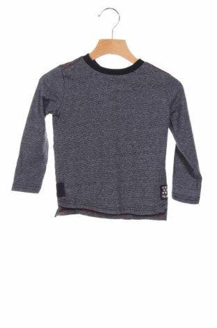 Детска блуза S.Oliver, Размер 18-24m/ 86-98 см, Цвят Син, 50% памук, 50% полиестер, Цена 24,00лв.
