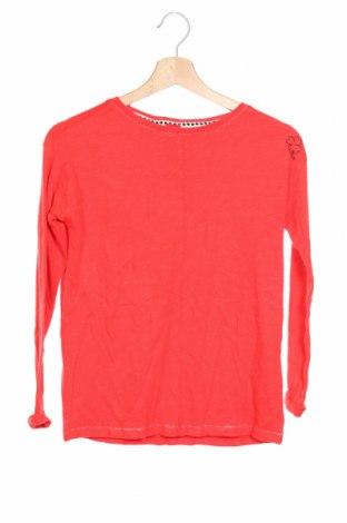 Детска блуза S.Oliver, Размер 10-11y/ 146-152 см, Цвят Оранжев, 54% памук, 23% полиестер, 23% вискоза, Цена 11,60лв.