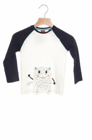 Παιδική μπλούζα S.Oliver, Μέγεθος 18-24m/ 86-98 εκ., Χρώμα Λευκό, Βαμβάκι, Τιμή 14,10€