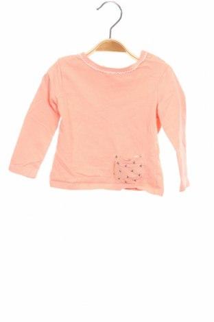 Παιδική μπλούζα S.Oliver, Μέγεθος 9-12m/ 74-80 εκ., Χρώμα Ρόζ , Βαμβάκι, Τιμή 15,59€