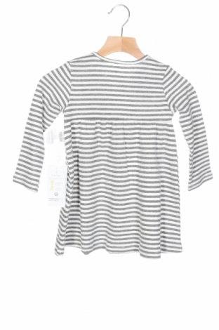 Детска рокля Oviesse, Размер 18-24m/ 86-98 см, Цвят Бял, Памук, Цена 15,75лв.