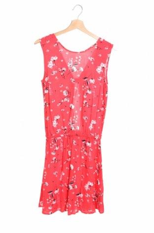 Детска рокля Page One, Размер 15-18y/ 170-176 см, Цвят Червен, Вискоза, Цена 9,10лв.