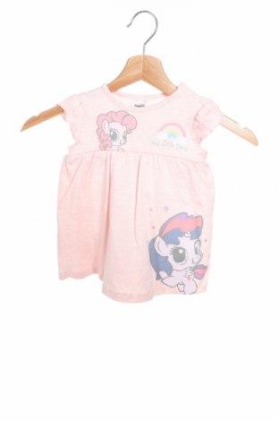Detské šaty  Playshoes, Veľkosť 6-9m/ 68-74 cm, Farba Ružová, 100% bavlna, Cena  5,85€