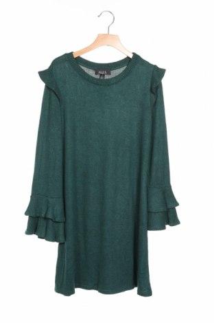 Dětská tunika  Ally B., Rozměr 14-15y/ 168-170 cm, Barva Zelená, Cena  305,00Kč