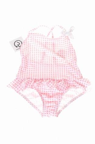 Strój kąpielowy dziecięcy Lola Palacios, Rozmiar 5-6y/ 116-122 cm, Kolor Biały, 92% poliamid, 8% elastyna, Cena 63,00zł