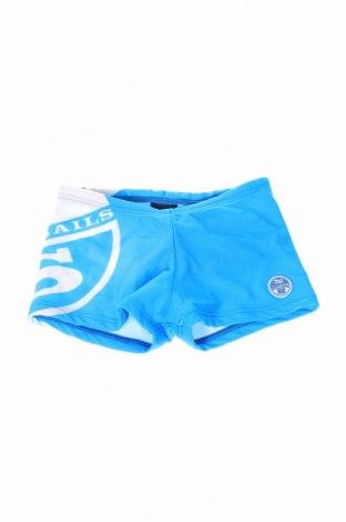 Strój kąpielowy dziecięcy North Sails, Rozmiar 4-5y/ 110-116 cm, Kolor Niebieski, 80% poliamid, 20% elastyna, Cena 73,50zł