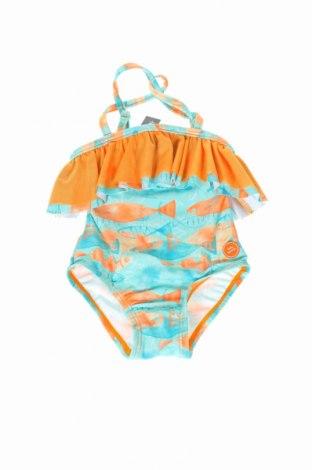 Strój kąpielowy dziecięcy Tutto Piccolo, Rozmiar 9-12m/ 74-80 cm, Kolor Niebieski, 90% poliamid, 10% elastyna, Cena 42,00zł
