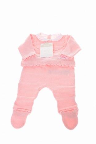 Dětský komplet  Chicco, Rozměr 0-1m/ 50 cm, Barva Růžová, 50% bavlna, 50% modal, Cena  779,00Kč