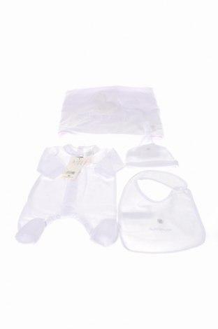 Παιδικό σύνολο Tutto Piccolo, Μέγεθος 0-1m/ 50 εκ., Χρώμα Λευκό, Βαμβάκι, Τιμή 21,90€