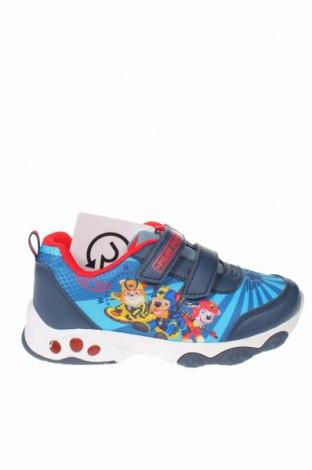 Детски обувки Nickelodeon, Размер 30, Цвят Многоцветен, Еко кожа, текстил, Цена 32,18лв.