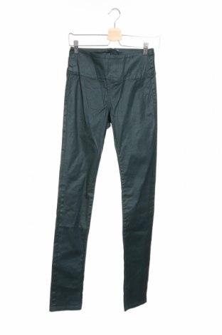 Παιδικό παντελόνι D-Xel, Μέγεθος 13-14y/ 164-168 εκ., Χρώμα Πράσινο, 64% βαμβάκι, 32% πολυεστέρας, 4% ελαστάνη, Τιμή 20,36€