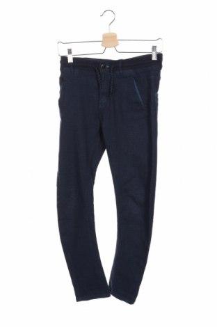 Детски панталон Zara, Размер 9-10y/ 140-146 см, Цвят Син, Цена 25,50лв.