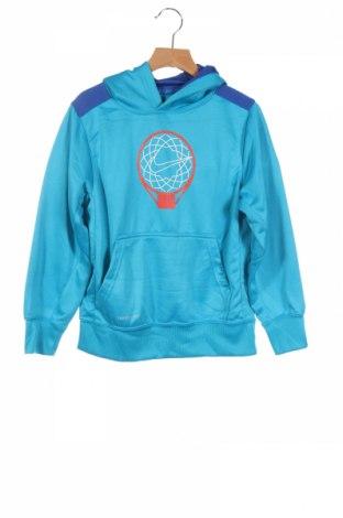 Dětská mikina  Nike, Rozměr 6-7y/ 122-128 cm, Barva Modrá, Polyester, Cena  657,00Kč