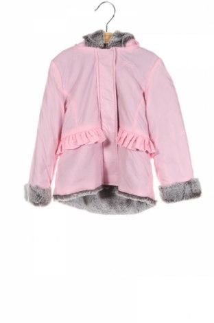 Детско яке Guess, Размер 2-3y/ 98-104 см, Цвят Розов, Полиамид, Цена 104,72лв.