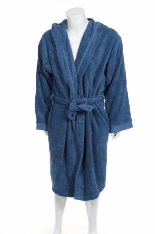 Župan pre kúpeľňu Frette 1860, Veľkosť L, Farba Modrá, Bavlna, Cena  59,14€