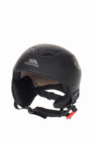 Каска за зимни спортове Trespass, Цвят Черен, Полиуретан, Цена 92,16лв.