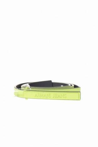 Opasok  Armani Jeans, Farba Zelená, Eko koža , Cena  39,87€