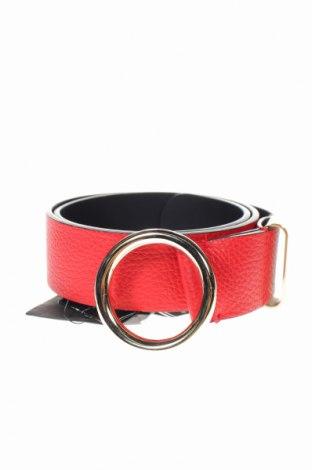 Opasok  Emporio Armani, Farba Červená, Pravá koža , Cena  49,92€