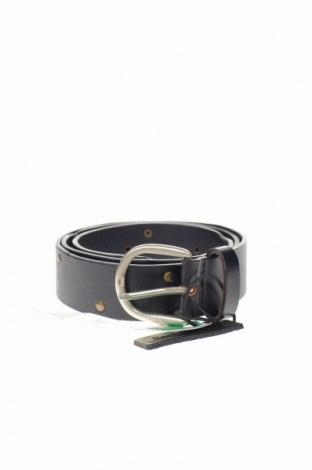 Opasok  United Colors Of Benetton, Farba Čierna, Pravá koža , Cena  14,74€