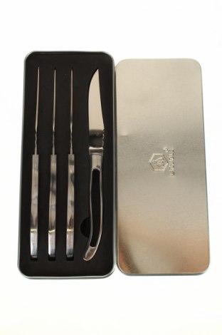 Set cuțite LAGUIOLE, Culoare Gri, Metal, Preț 168,63 Lei