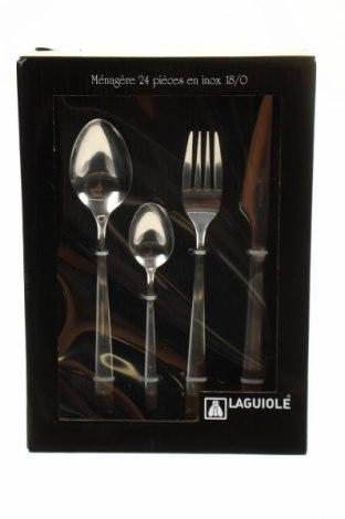 Set tacâmuri LAGUIOLE, Culoare Argintiu, Oțel inoxidabil, Preț 237,76 Lei