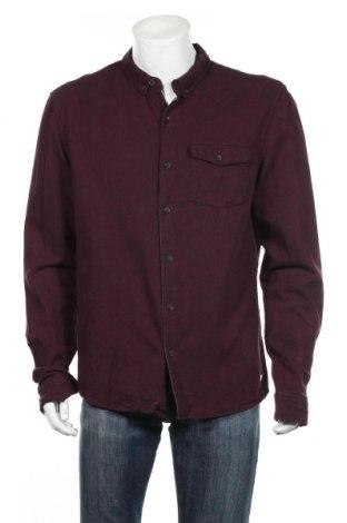 Ανδρικό πουκάμισο, Μέγεθος XXL, Χρώμα Κόκκινο, Βαμβάκι, Τιμή 11,04€
