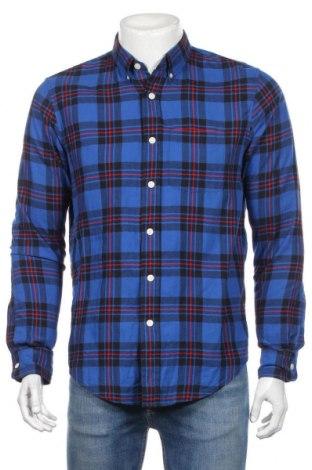 Pánska košeľa  Abercrombie & Fitch, Veľkosť S, Farba Modrá, 99% bavlna, 1% elastan, Cena  17,23€