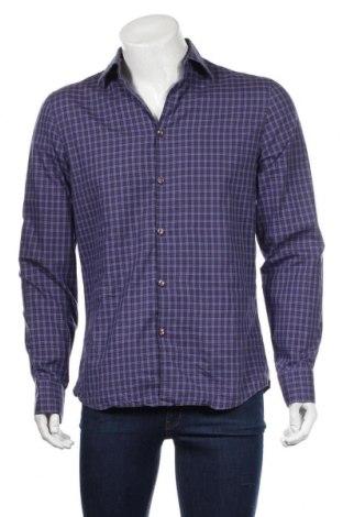 Мъжка риза J.Lindeberg, Размер L, Цвят Лилав, Памук, Цена 7,09лв.