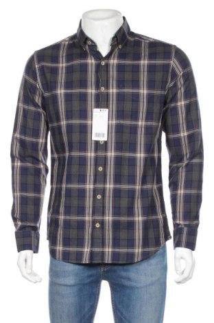 Ανδρικό πουκάμισο Mango, Μέγεθος M, Χρώμα Πολύχρωμο, Βαμβάκι, Τιμή 20,04€