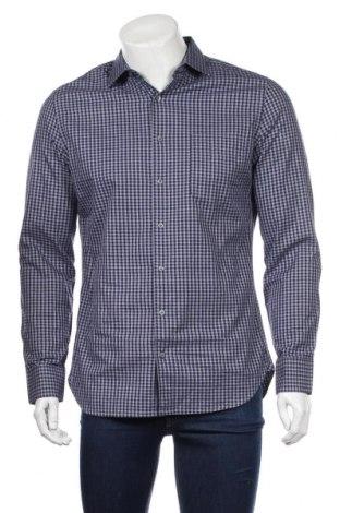 Pánska košeľa  Mango, Veľkosť M, Farba Modrá, Bavlna, Cena  20,04€