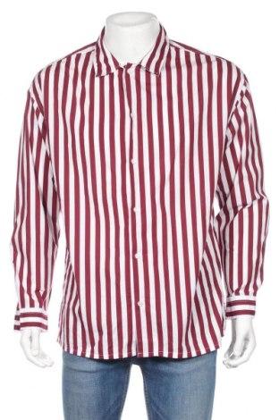 Pánská košile  Mango, Rozměr L, Barva Červená, Bavlna, Cena  564,00Kč