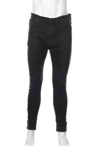 Pánske džínsy  Boohoo, Veľkosť L, Farba Čierna, 72% bavlna, 26% polyester, 2% elastan, Cena  13,36€